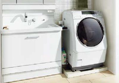 洗面化粧台 ピアラ(LIXIL)