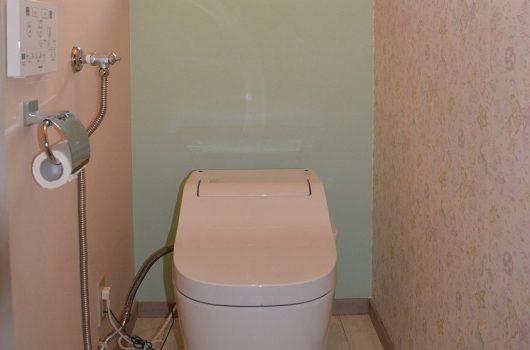金沢区S様 トイレ洗面工事