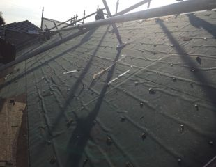 川崎市高津区 屋根替え工事