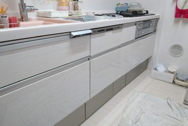 M邸 食洗機工事